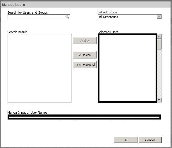 Manual Input Of User Names Missing Qlik Community