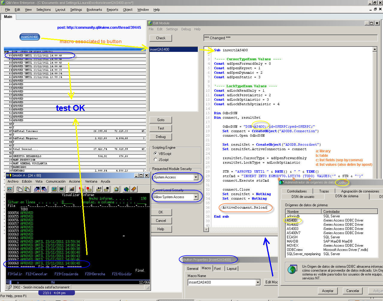 As400 Database