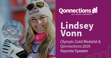 Qonnections 2019 Lindsey Vonn