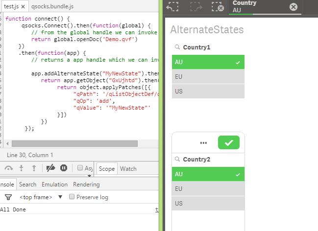 Solved: Qlik Sense 2 1 Engine API