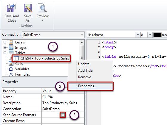 How to Apply HTML Formatting to NPrinting HTML Rep    - Qlik Community