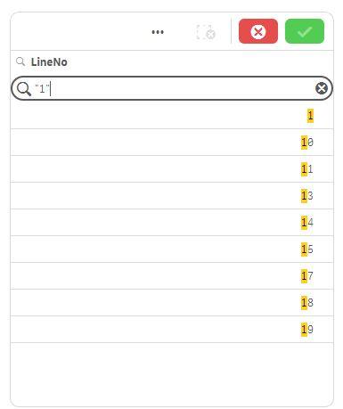 Qlik Sense Search Cheat Sheet - Qlik Community