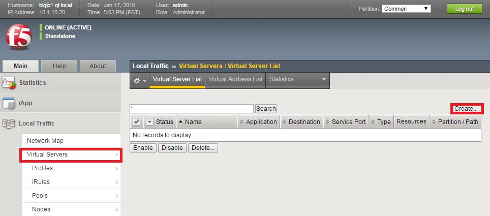 Configuring BIG-IP LTM VE for Qlik Sense Load Bala    - Qlik Community