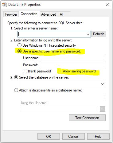 Solved: Qlik sense - MS SQL data connection with specific