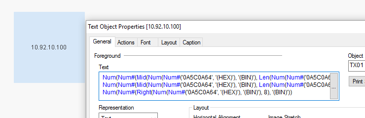 Solved: Convert HEX value to IP address - Qlik Community