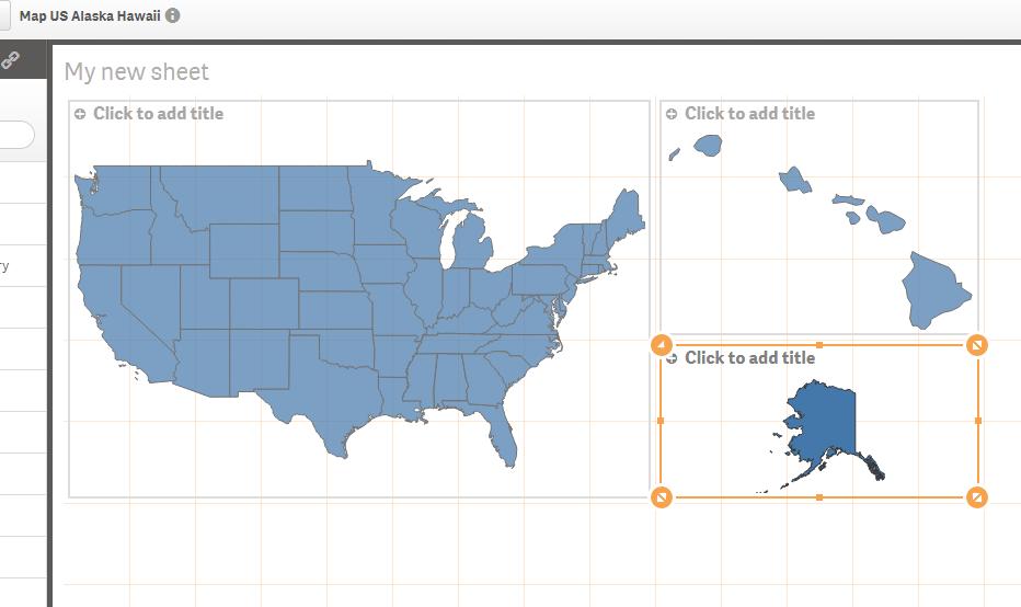 Solved: Map with Alaska & Hawaii? - Qlik Community