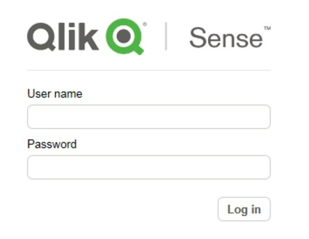 login page where to find this html login page - Qlik Community