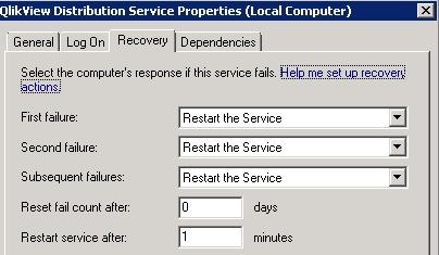 QVDistributionService stops - Qlik Community
