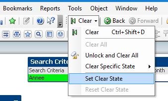 Solved: List Box with default selection - Qlik Community