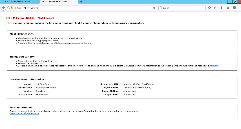 Solved: HTTP Error 404 0 - Not Found - Qlik Community