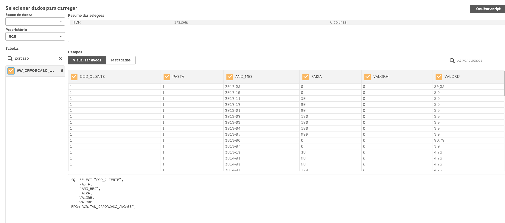 Can T Load Some Value Fields From A Sql Select Tab Qlik Community 1244453