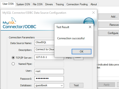 Connecting to Cloud SQL Using Proxy and ODBC - Qlik Community