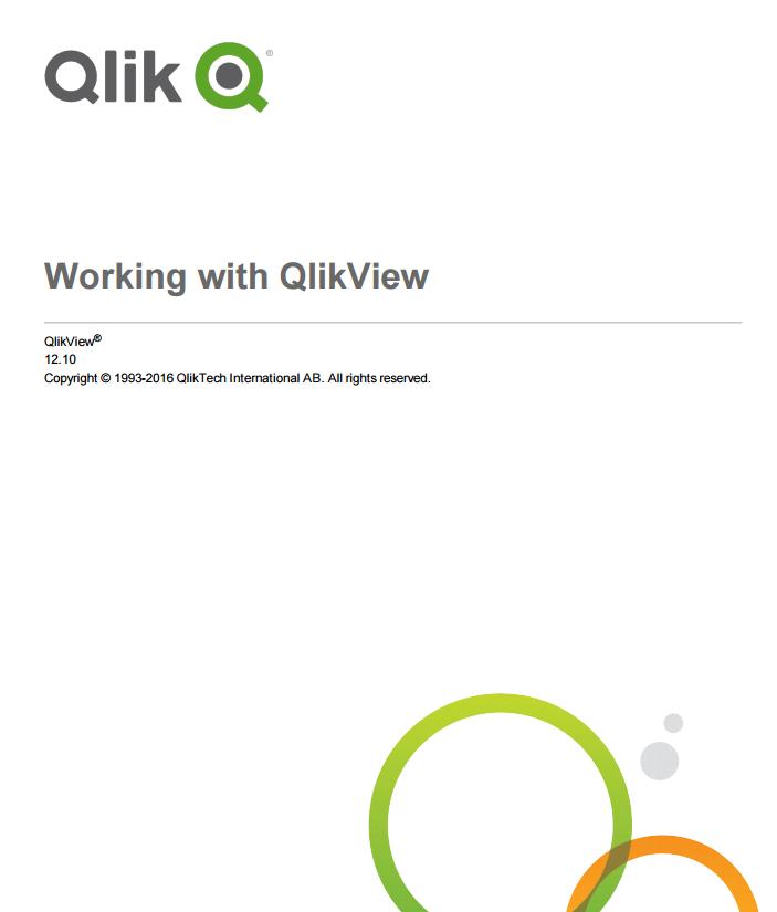 Documentation And Reference Manuals Qlik Community