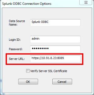 Connecting to a Report in Splunk via an ODBC conne    - Qlik Community