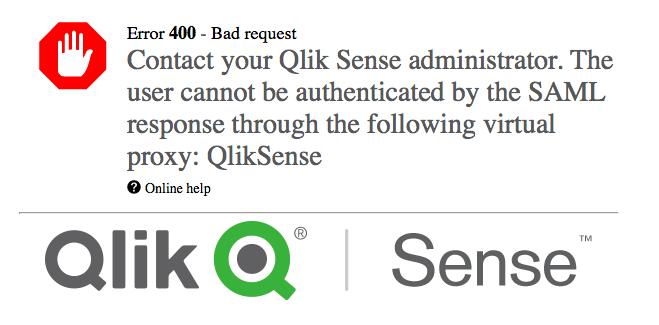 QlikSense SAML - Qlik Community