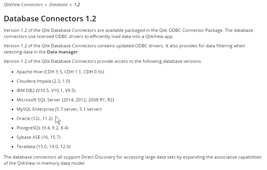 Solved: ODBC Connect without DSN  Can this be done? - Qlik
