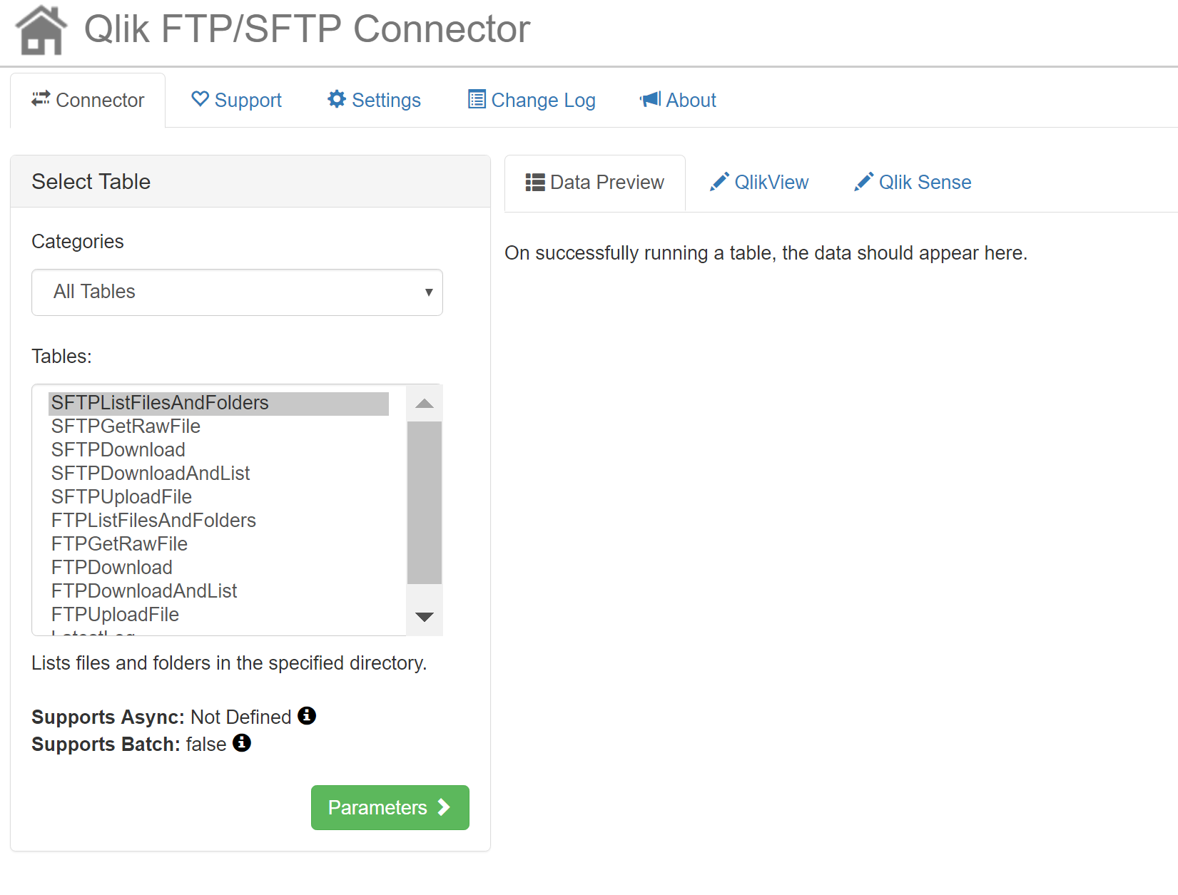 FTP connection from Sense - Qlik Community