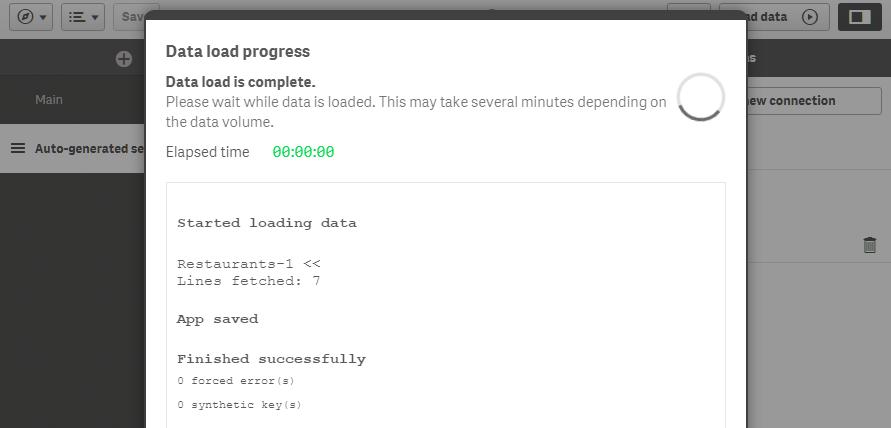 Using Amazon S3 with Qlik Sense - Qlik Community