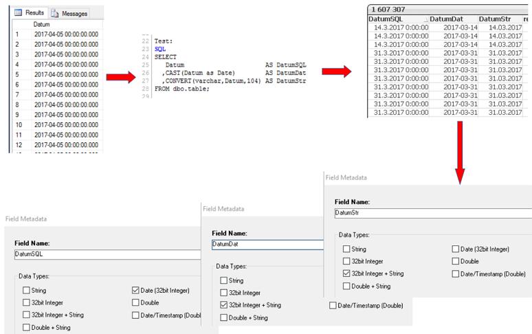 Solved: How load Datetime Column from SQL? - Qlik Community
