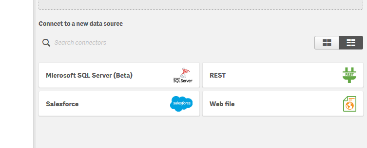 Connect to a database in Cloud - Qlik Community