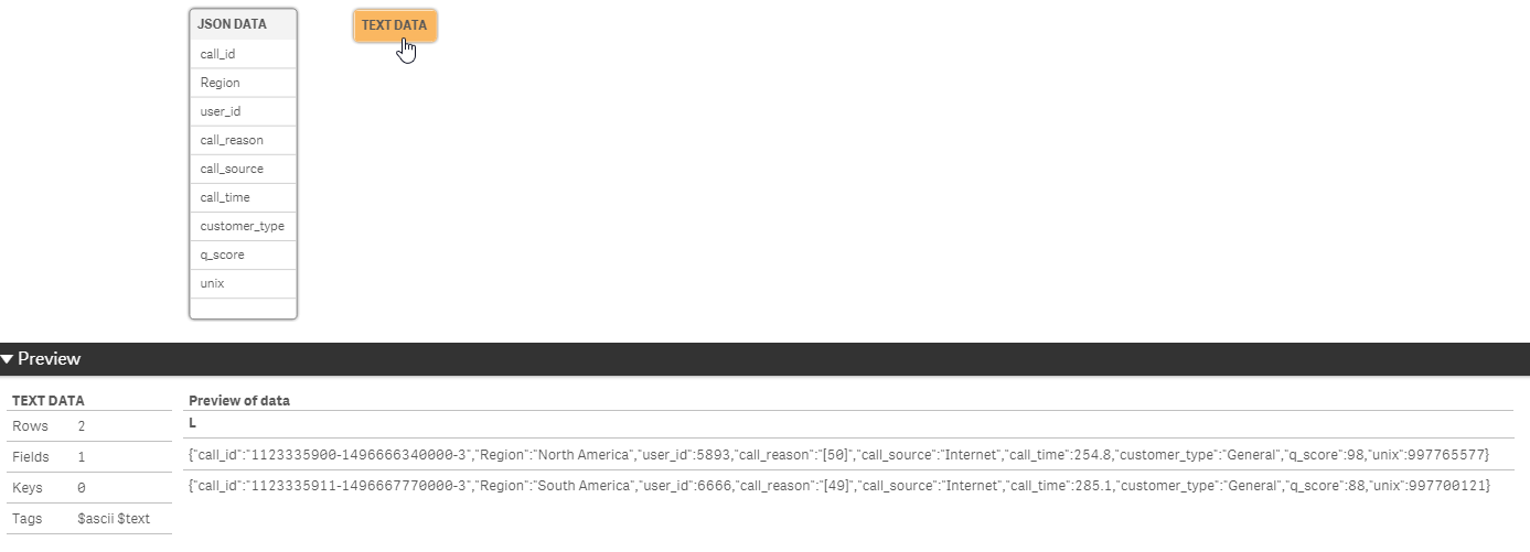 How to load JSON data held in a TXT file please? [    - Qlik Community
