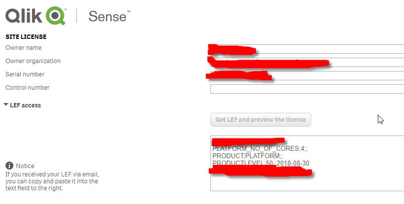 License usage question - Qlik Community