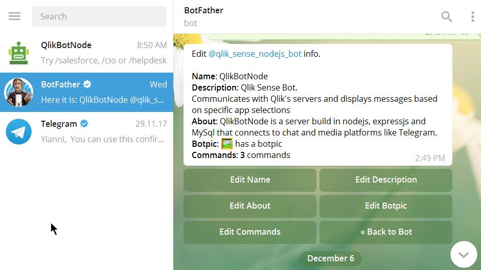 Qlik Sense Bot with Node js and Enigma js - Qlik Community