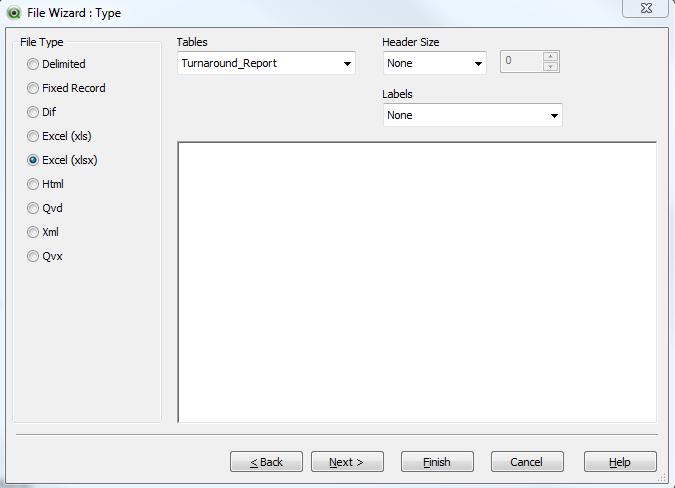 Re: Cannot read certain XLSX files - Qlik Community