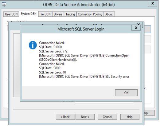 ODBC / SQL Server connection  - Qlik Community
