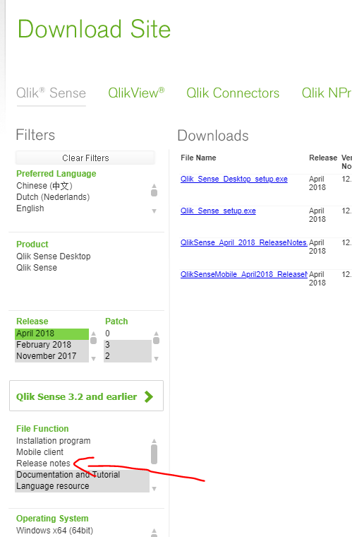 Qlik sense new features for all versions - Qlik Community