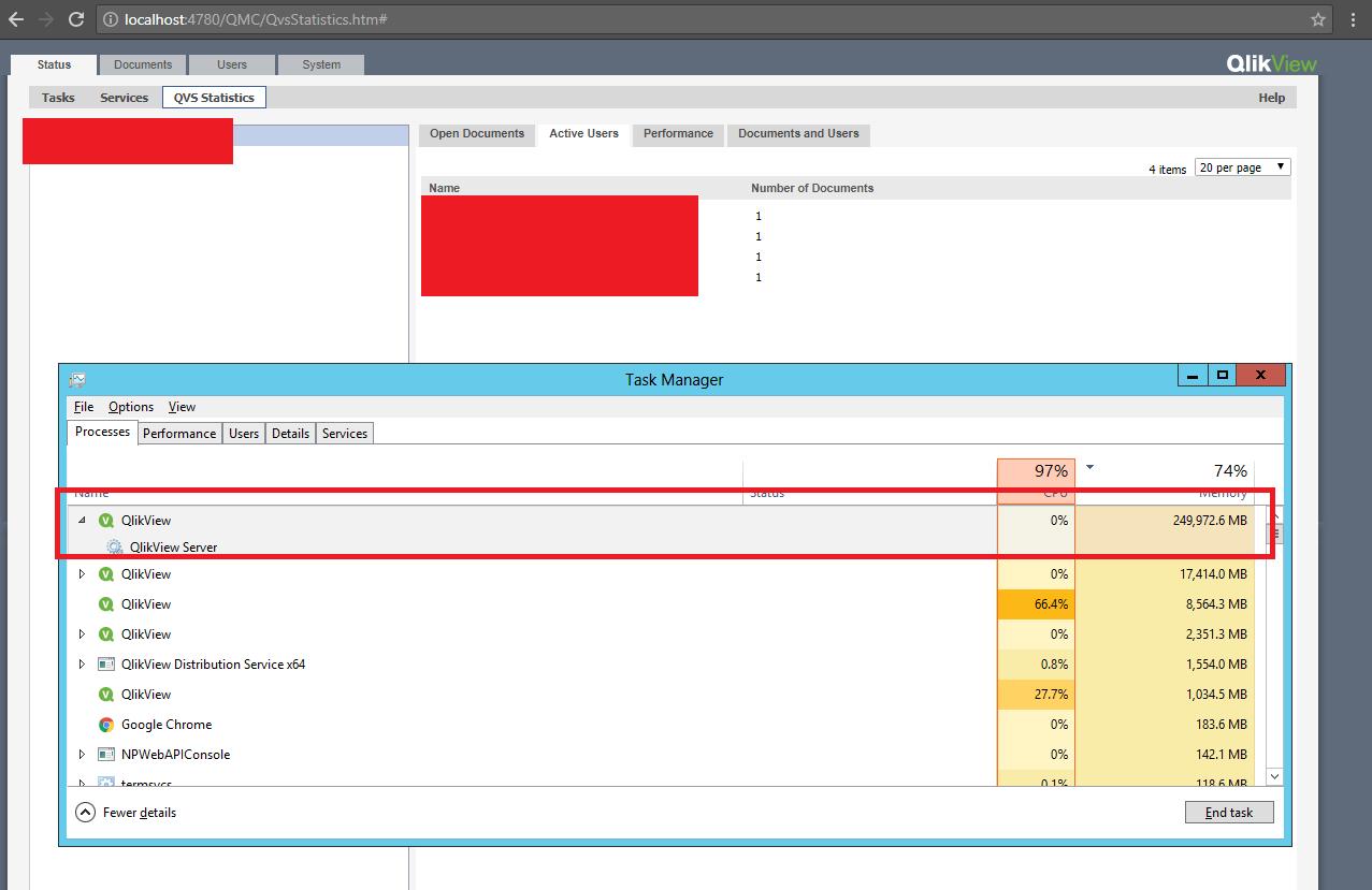 Crack qlikview server default