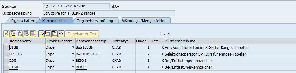 Qlik Sense SAP BAPI Connector: How to use tables a    - Qlik