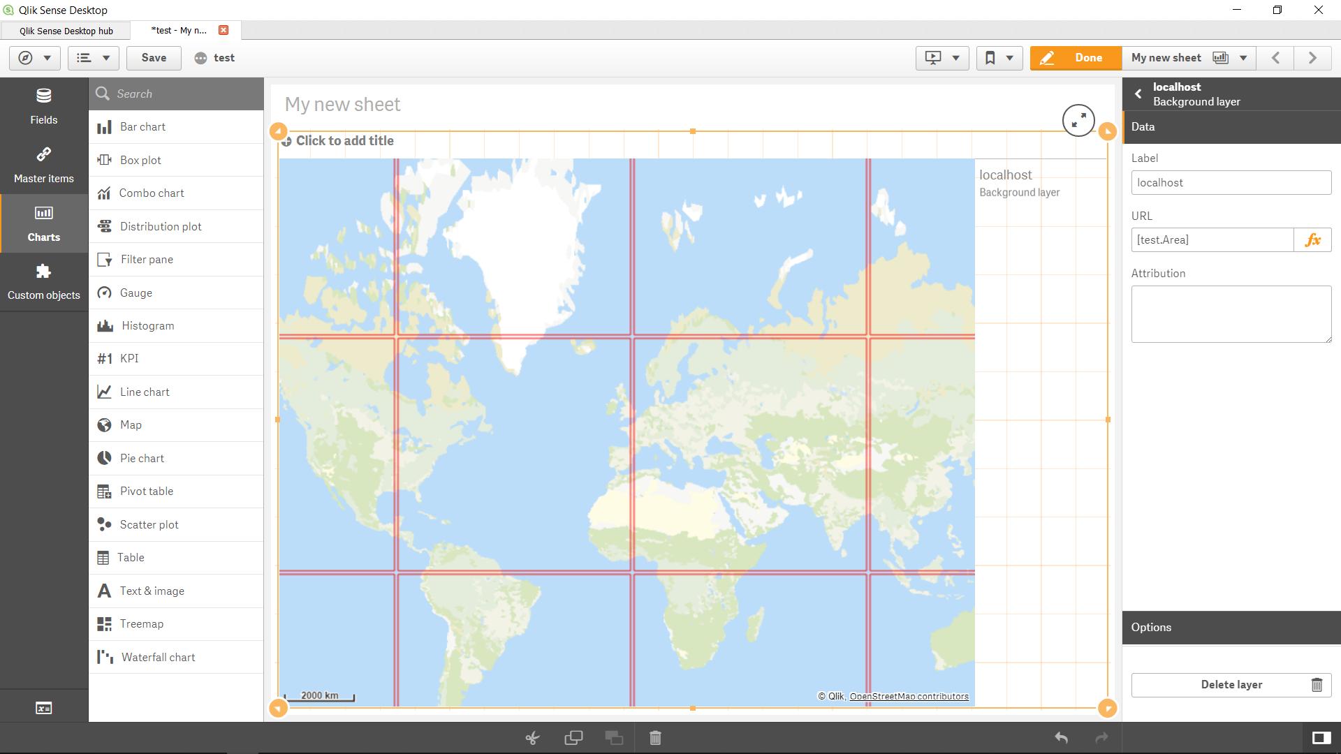 How to add shapefile as base map in Qlik Sense Des    - Qlik Community
