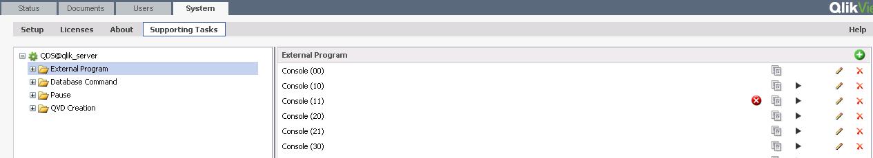 Macros to Generate Excel file not working - Qlik Community