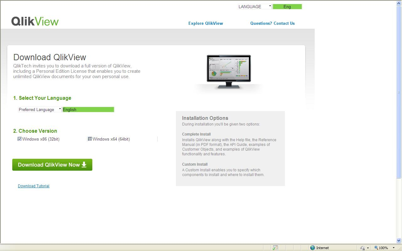 Where can i download Qlikview Web Part - Qlik Community