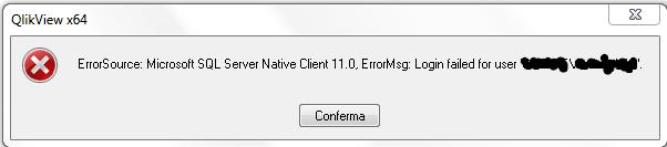 OLE DB SQL Native Client connection - Qlik Community