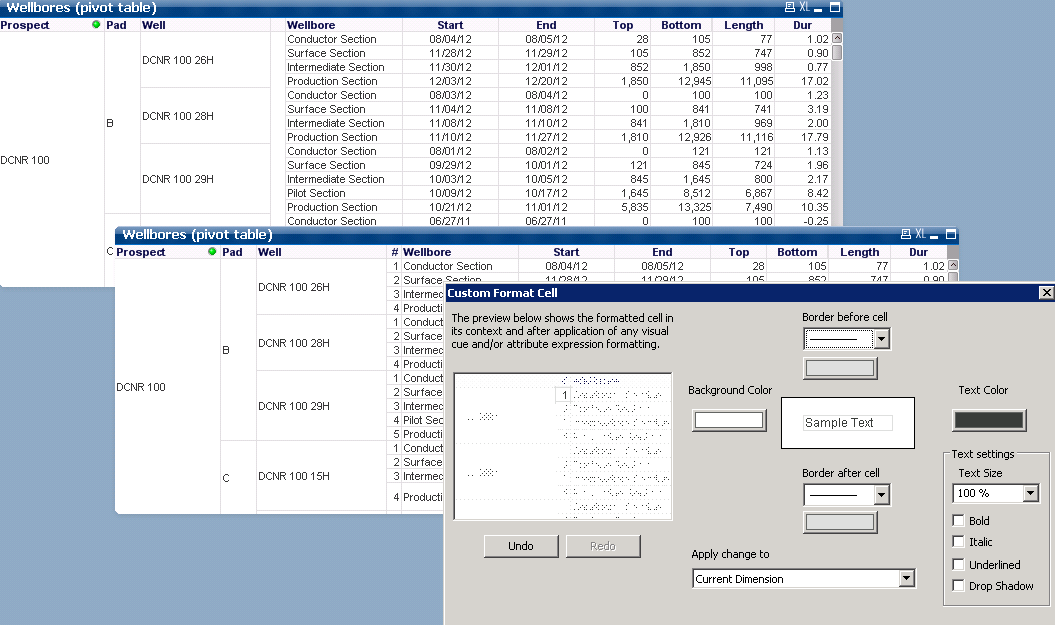 Solved: Pivot Table Not Sorting Correctly - Qlik Community