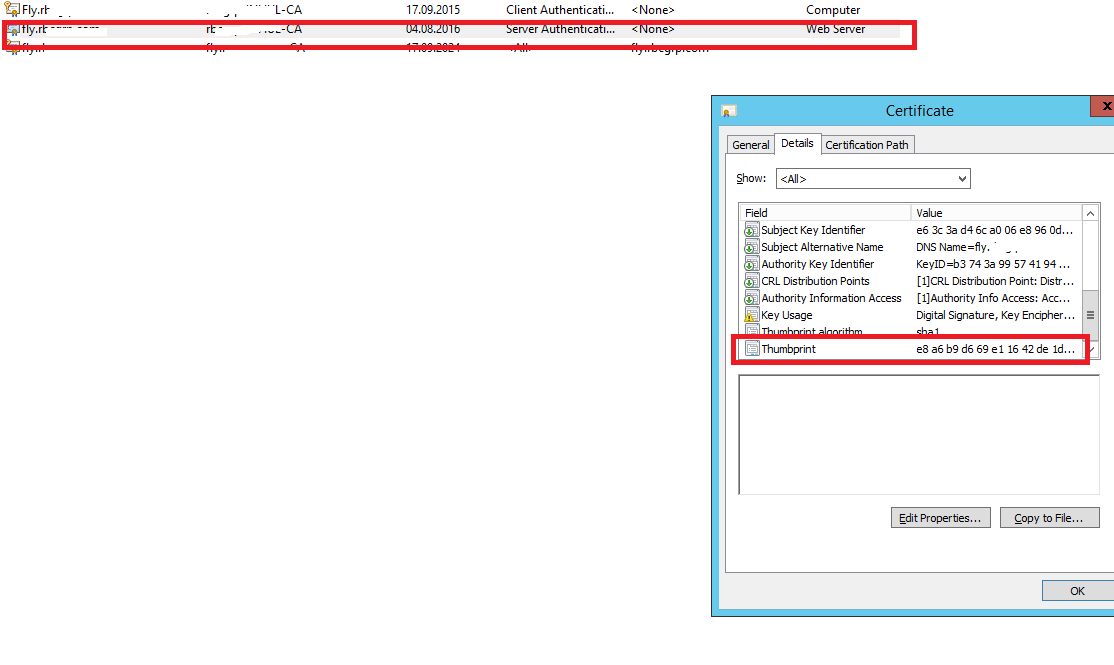 Installing Ssl Certificate On Sense Server Qlik Community