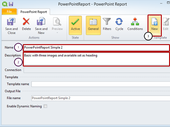 how to create a simple powerpoint report qlik community