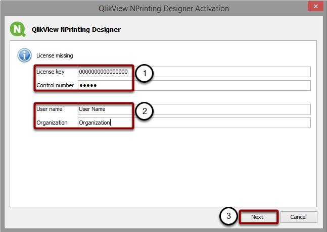 Activate or Reactivate QlikView NPrinting Designer - Qlik ...