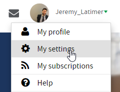 Username Menu - My Settings.png
