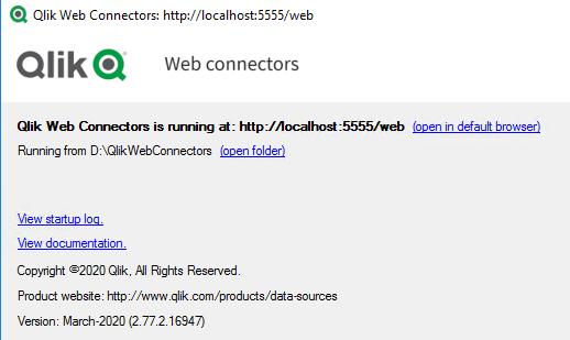 Qlik Web connector.png