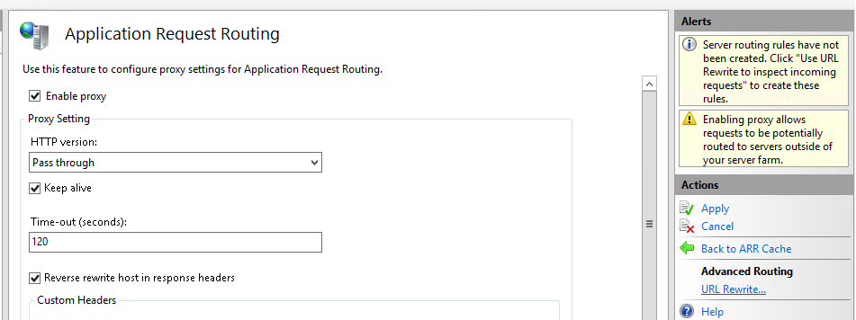 Application Request Routing Pass through.png