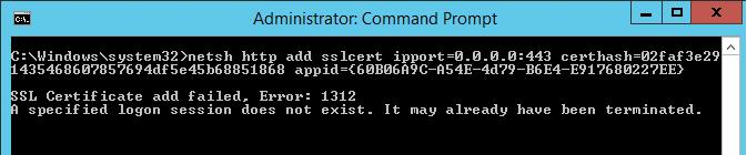 Command Prompt SSL Certificate add failed error 1312.png