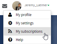 2019-03-27 My Subscriptions Shortcut.png