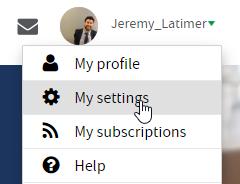 Username Menu - My Settings.png