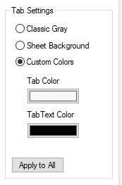 Solved: Change color of sheet name - Qlik Community