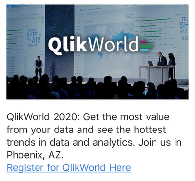Email Digest QlikWorld