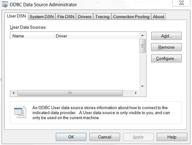 SQL Server Connection Error - Qlik Community