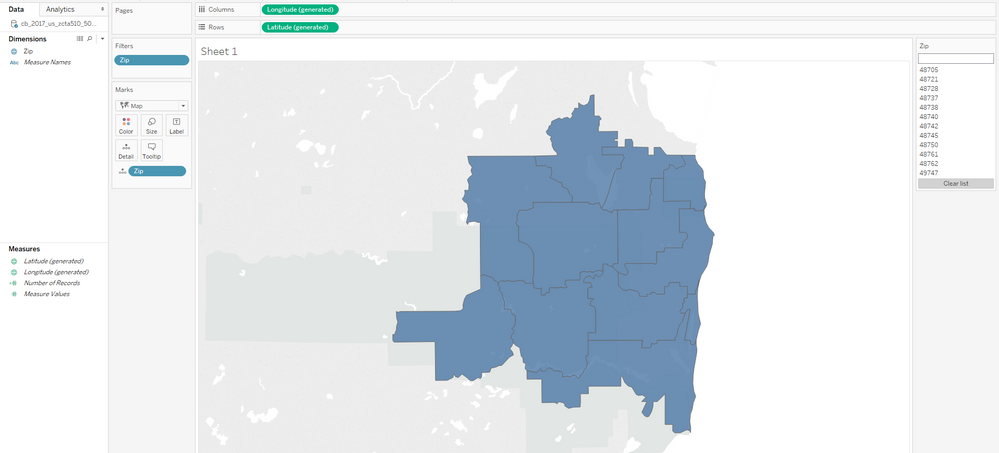 Qlik Sense Map Chart Area Layer Missing Zip Codes - Qlik Community on